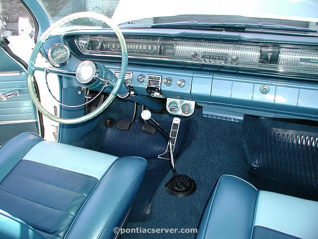 1961 Pontiac Ventura Sold