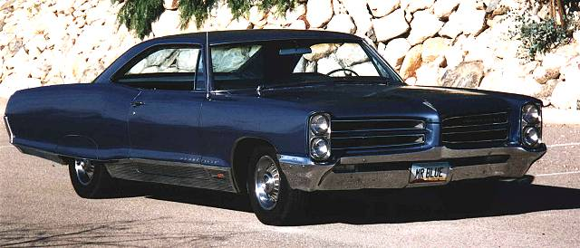 1966 Pontiac Bonneville Sports Coupe