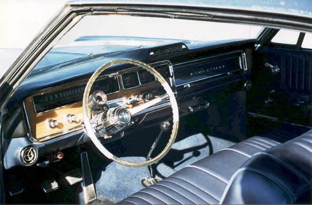 1966 Pontiac Bonneville Sports Coupe