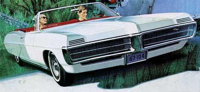 1967 pontiac grand prix ad 1973 Pontiac Grand Prix Convertible 1967 pontiac grand prix