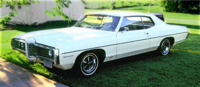1969 Pontiac Ventura wagon, Americana car show in England.… | Flickr