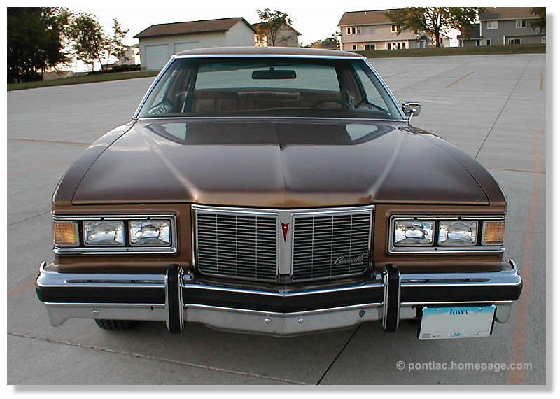 400 Turbo Transmission >> 1976 Pontiac Bonneville