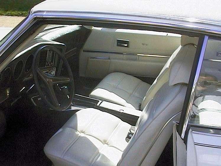 400 Turbo Transmission >> 1972 Pontiac Grand Prix Model 'J'