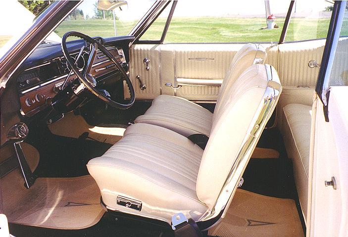 1965 Pontiac Bonneville Sports Coupe